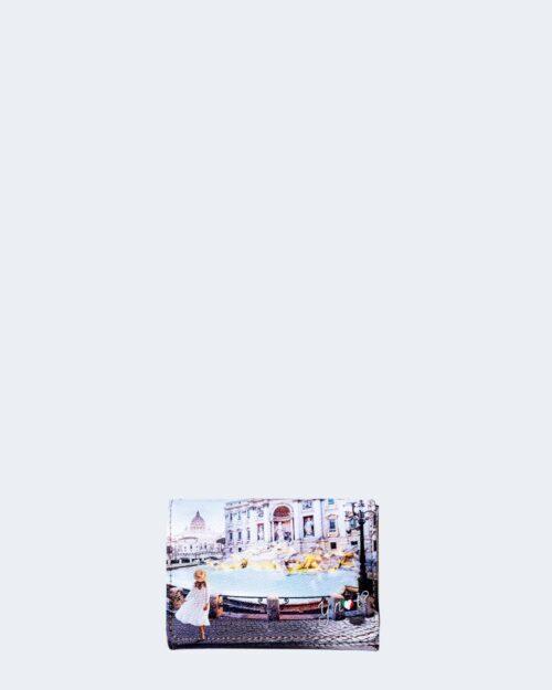 Portafoglio grande Y Not? WALLET ROMA TREVI – 63955