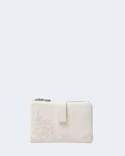Portafoglio piccolo Desigual LYRICS PIA Bianco – 66071