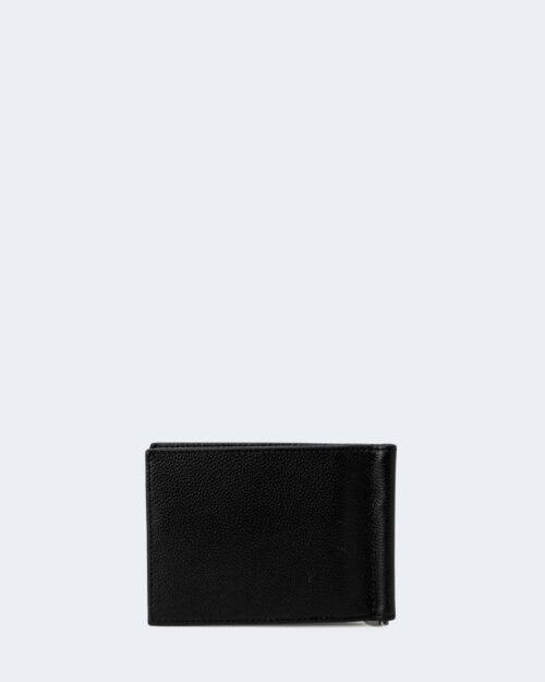 Portafoglio senza portamonete Calvin Klein BIFOLD Nero – 64774