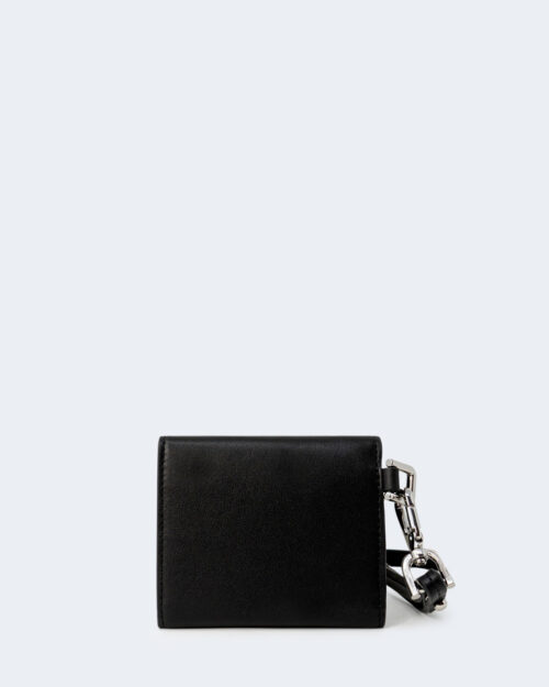Portafoglio senza portamonete Calvin Klein WEARABLE Nero – 64760
