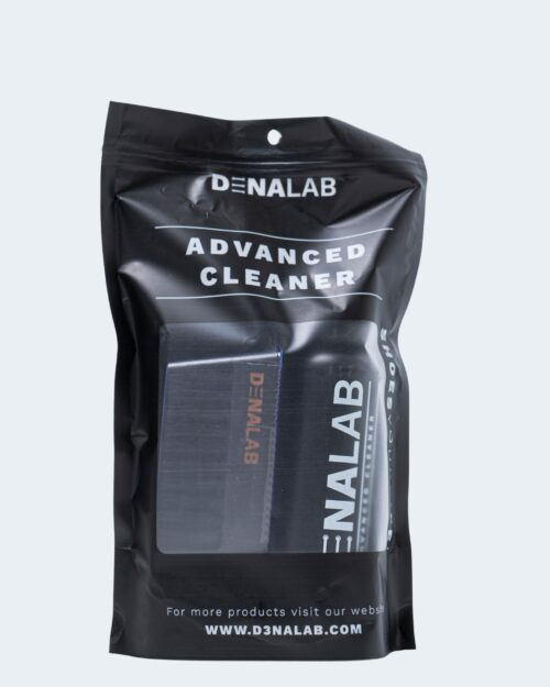 D3nalab Kit per Pulizia Scarpe Nero – 59939