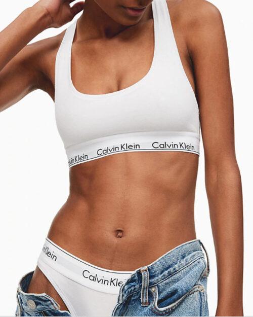 Reggiseno Calvin Klein Underwear - Bianco - Foto 2