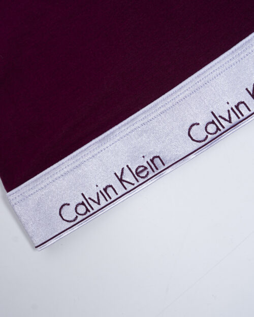Reggiseno Calvin Klein Underwear|calvin Klein UNLINED BRALETTE Bordeaux – 61832