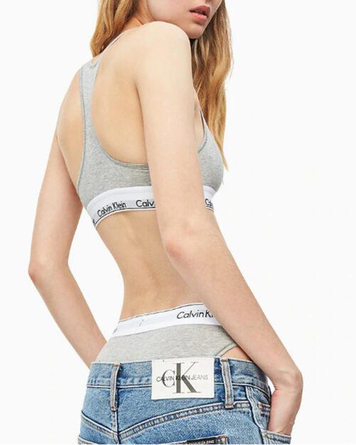 Reggiseno Calvin Klein Underwear - Grigio Chiaro - Foto 2