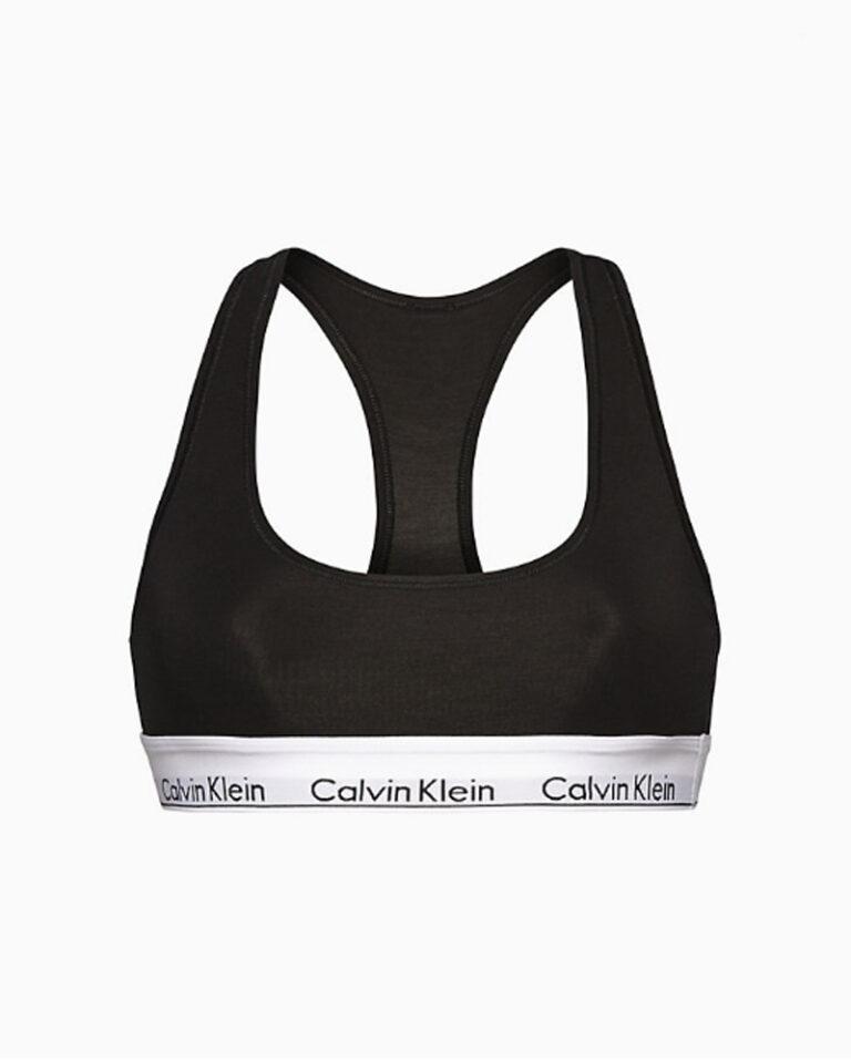 Reggiseno Calvin Klein Underwear - Nero - Foto 1