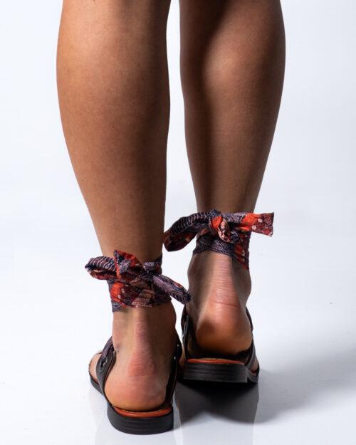 Scarpe con tacco Desigual Shoes jungle africa Blu – 42620