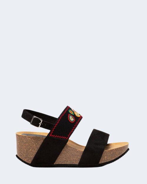 Scarpe con tacco Desigual LEO BEADS Nero - Foto 1