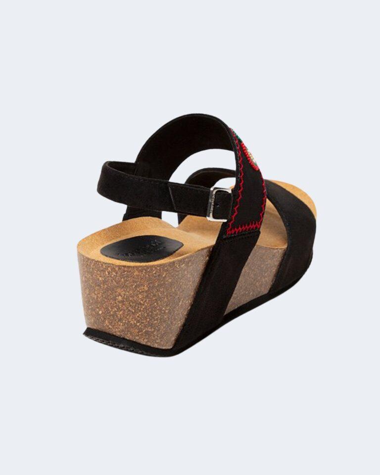 Scarpe con tacco Desigual LEO BEADS Nero - Foto 3