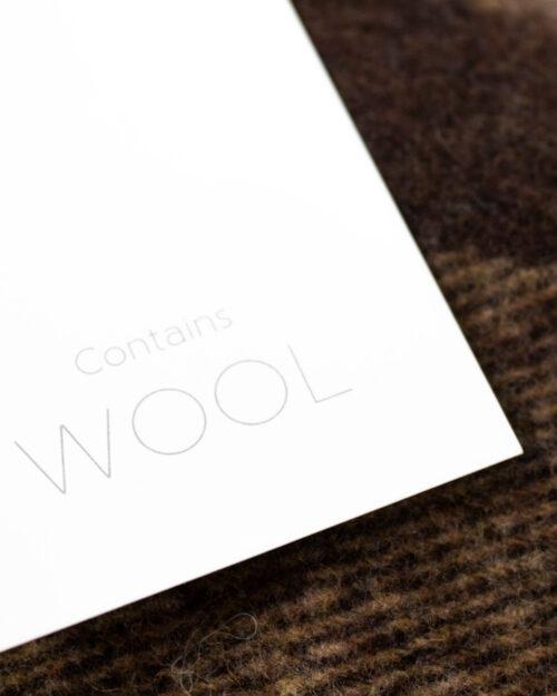 Sciarpa Vila Clothes Cosana Wool Scarf Beige – 34390