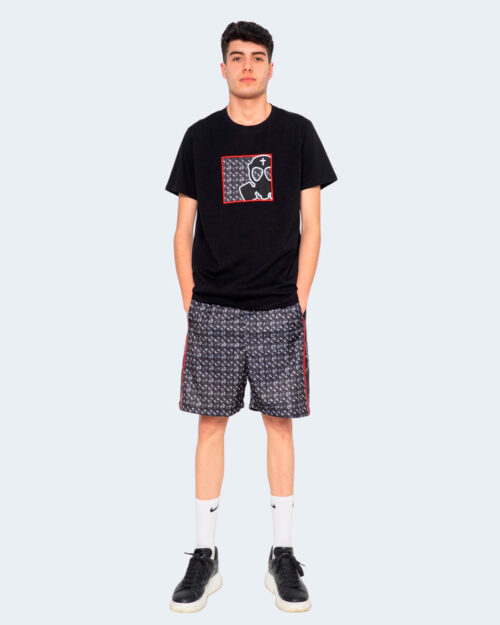Shorts But Not 3D BANDA LATERALE MASK Nero – 67077