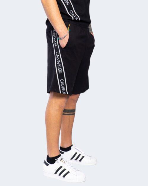 Shorts Calvin Klein PW – 9 KNIT SHORTS 00GMS1S828 Nero – 64713