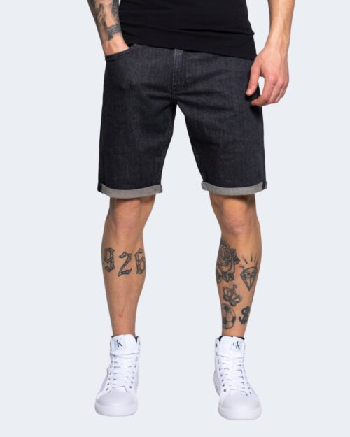 Shorts Calvin Klein Jeans REGULAR Nero - Foto 1