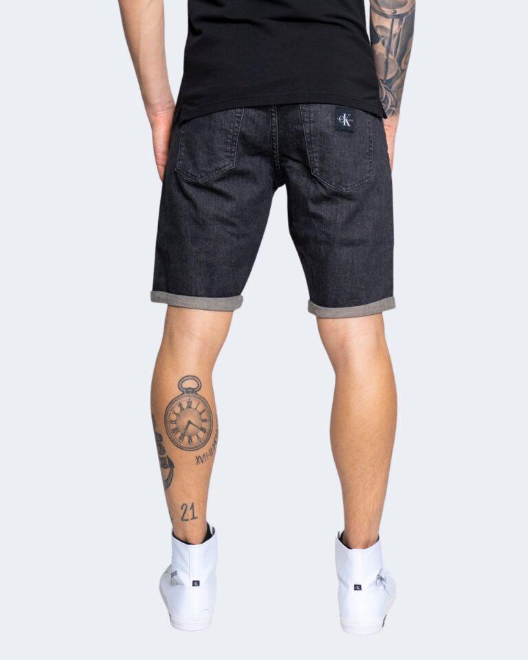 Shorts Calvin Klein Jeans REGULAR Nero - Foto 3