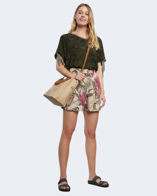 Shorts Desigual ETNICAN Beige – 65622