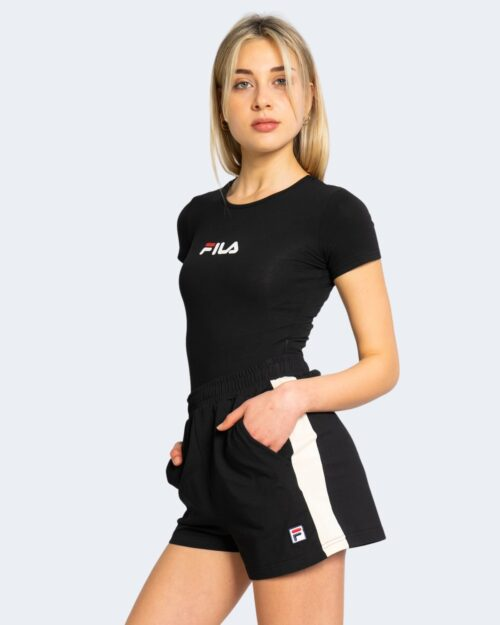 Shorts Fila BADU Nero - Foto 2