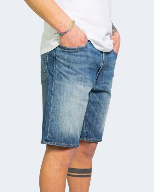 Shorts Levi's® STANDARD BOOM Blue Denim – 67373