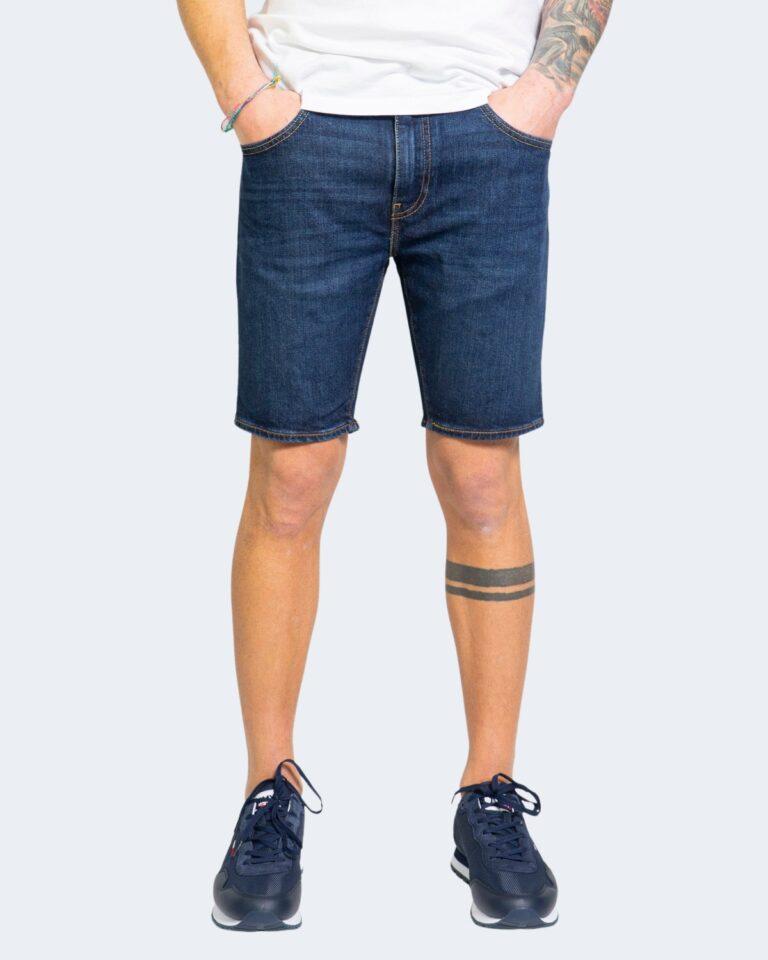 Shorts Levi's® HI BYE BYE Dark Blue Denim - Foto 1
