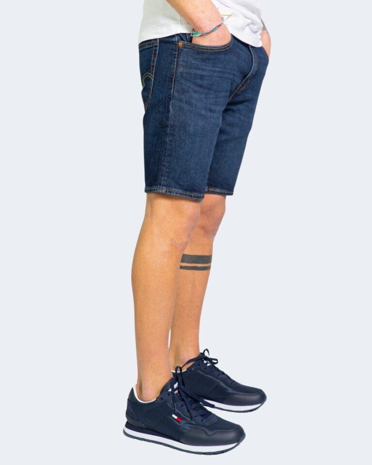 Shorts Levi's® HI BYE BYE Dark Blue Denim - Foto 2