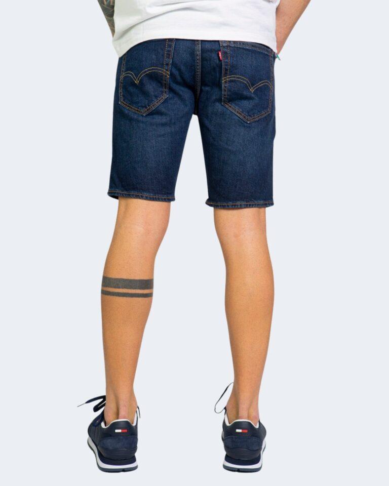Shorts Levi's® HI BYE BYE Dark Blue Denim - Foto 3