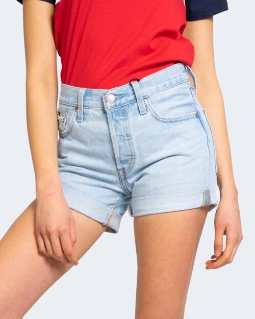 Shorts Levi's® ROLLED LUXOR Denim chiaro – 67397