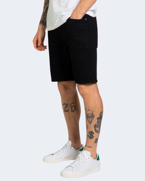 Shorts Levi's® BLACK RINSE Nero – 67544