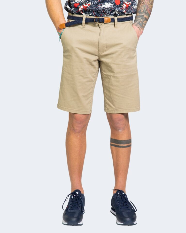 Shorts Only & Sons WILL Beige - Foto 2