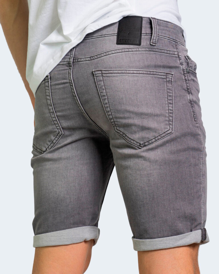 Shorts Only & Sons PLY Grigio - Foto 3