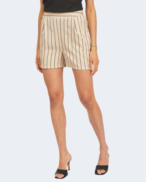 Shorts Vila Clothes VIETNA Beige – 62950