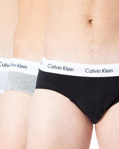 Slip Calvin Klein Underwear|calvin Klein Pacco da 3 Grigio – 6994