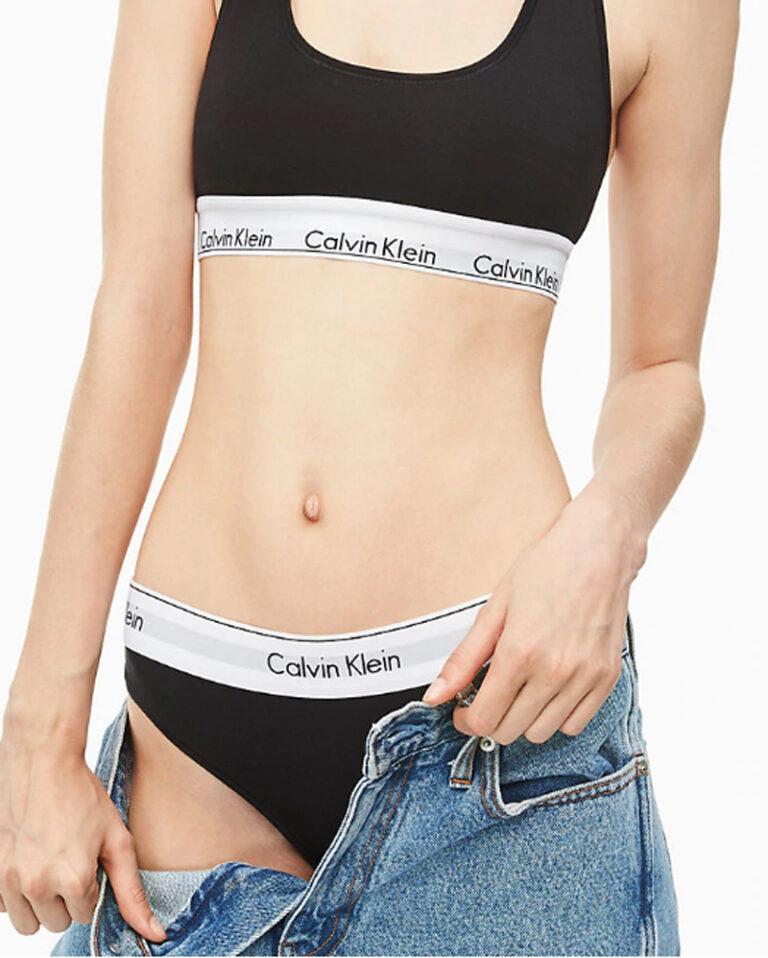 Calvin Klein Underwear BIKINI Nero - Foto 2
