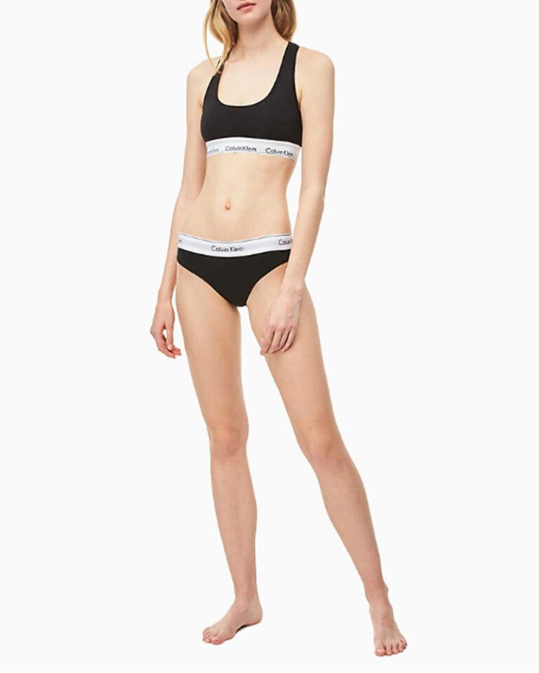 Calvin Klein Underwear BIKINI Nero - Foto 3