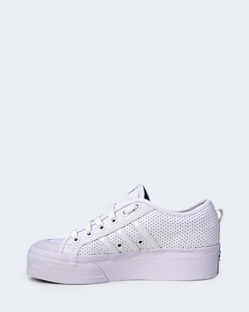 Sneakers Adidas NIZZA PLATFORM Bianco – 66525