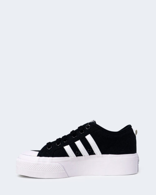 Sneakers Adidas NIZZA PLATFORM Nero – 66520