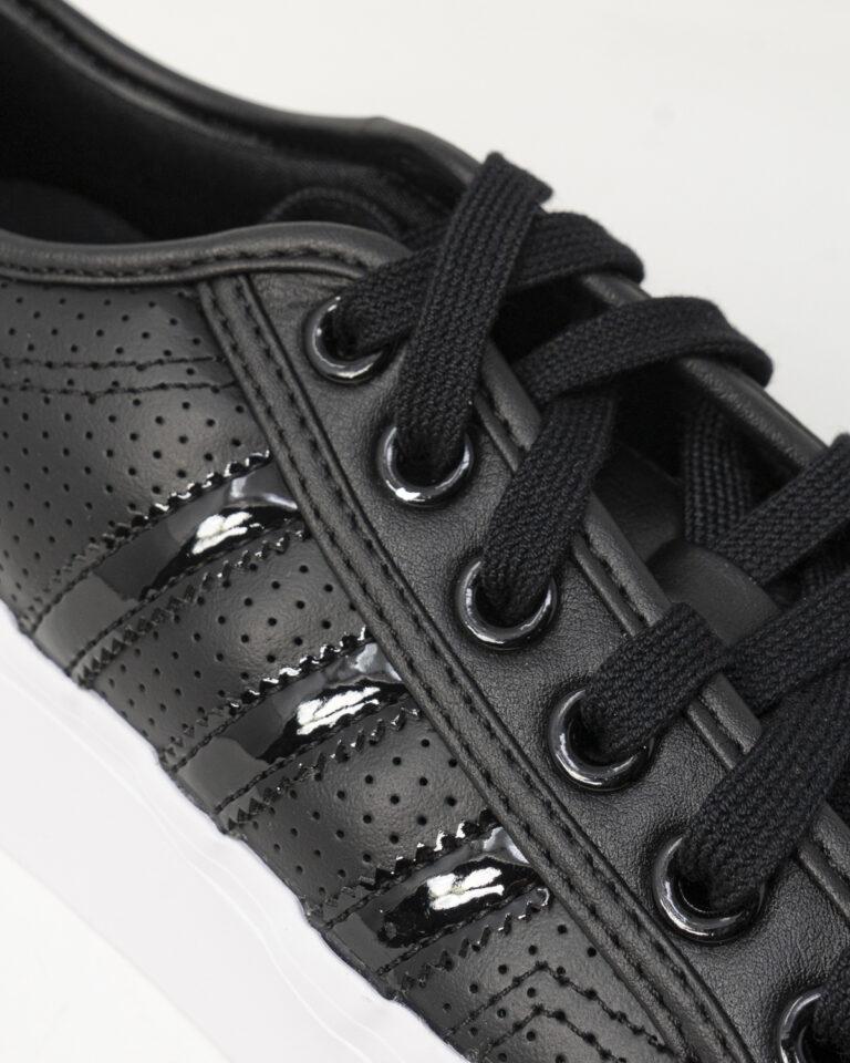 Sneakers Adidas NIZZA PLATFORM Nero - Foto 4