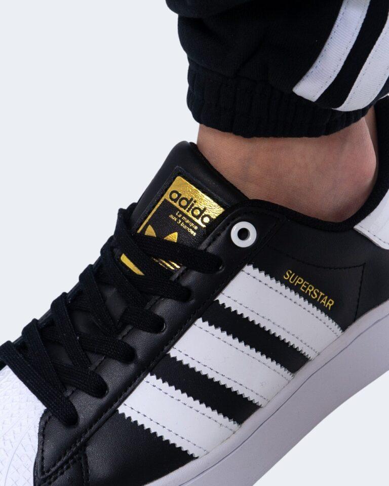 Sneakers Adidas SUPERSTAR BOLD Nero - Foto 4