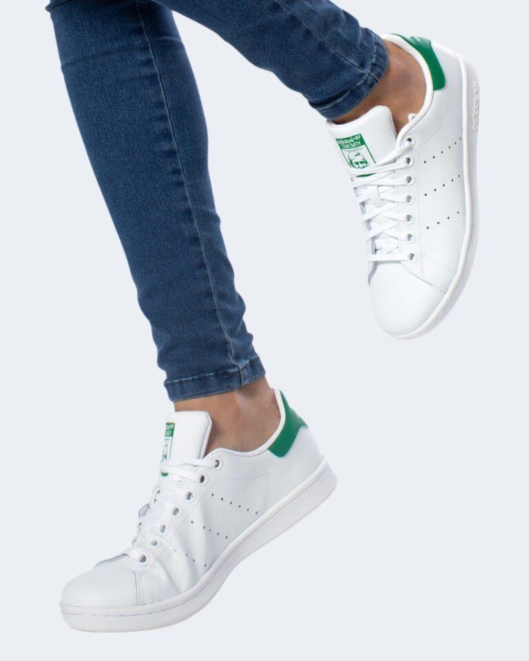 Sneakers Adidas Stan Smith J Verde - Foto 2