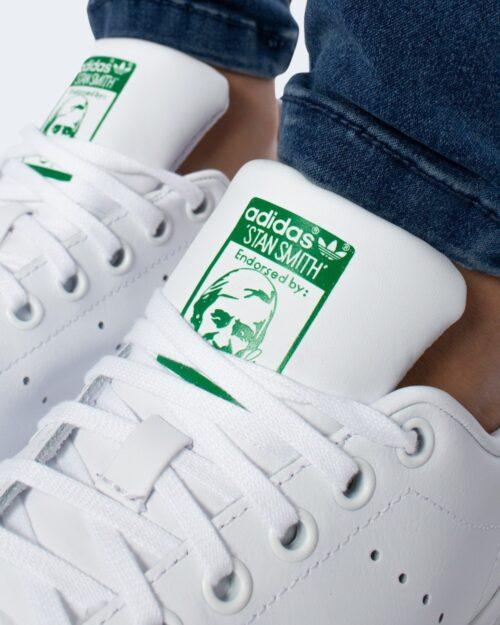 Sneakers Adidas Stan Smith J Verde - Foto 3