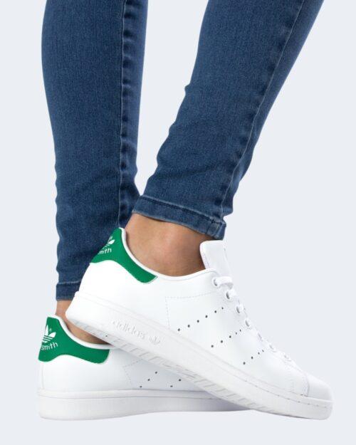 Sneakers Adidas Stan Smith J Verde - Foto 4