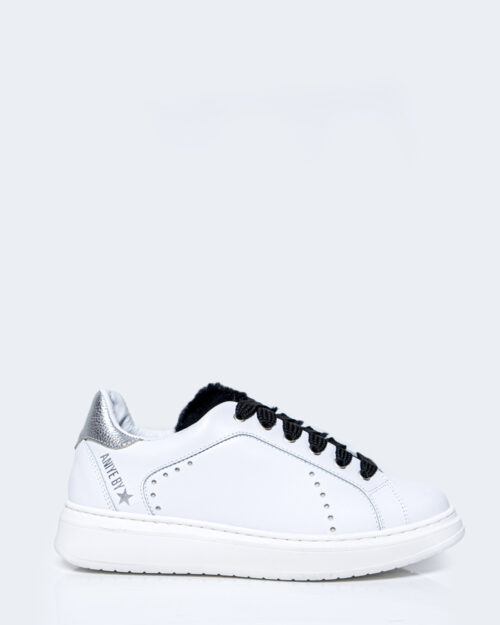Sneakers Aniye By OVER BLACK FUR Bianco – 54628