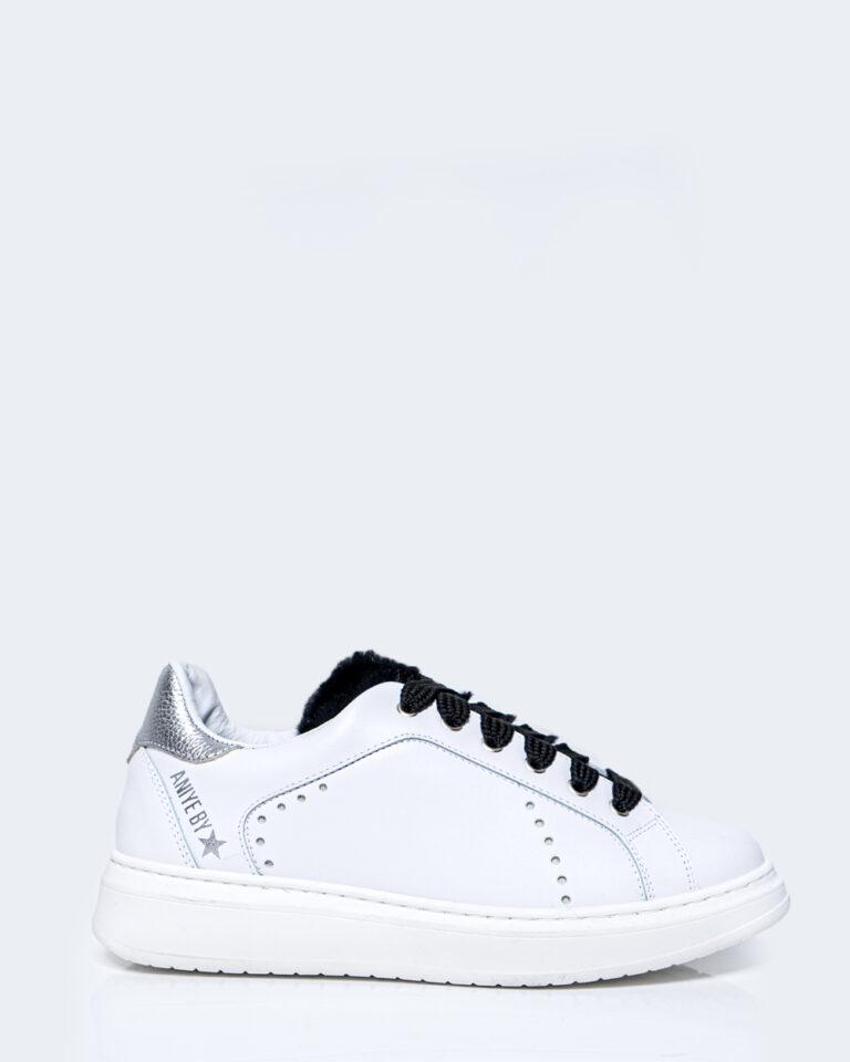 Sneakers Aniye By OVER BLACK FUR Bianco - Foto 1