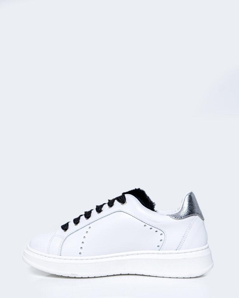 Sneakers Aniye By OVER BLACK FUR Bianco - Foto 2