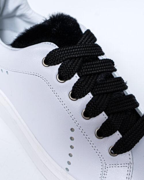 Sneakers Aniye By OVER BLACK FUR Bianco - Foto 3