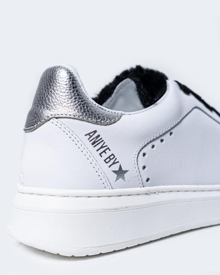 Sneakers Aniye By OVER BLACK FUR Bianco - Foto 4