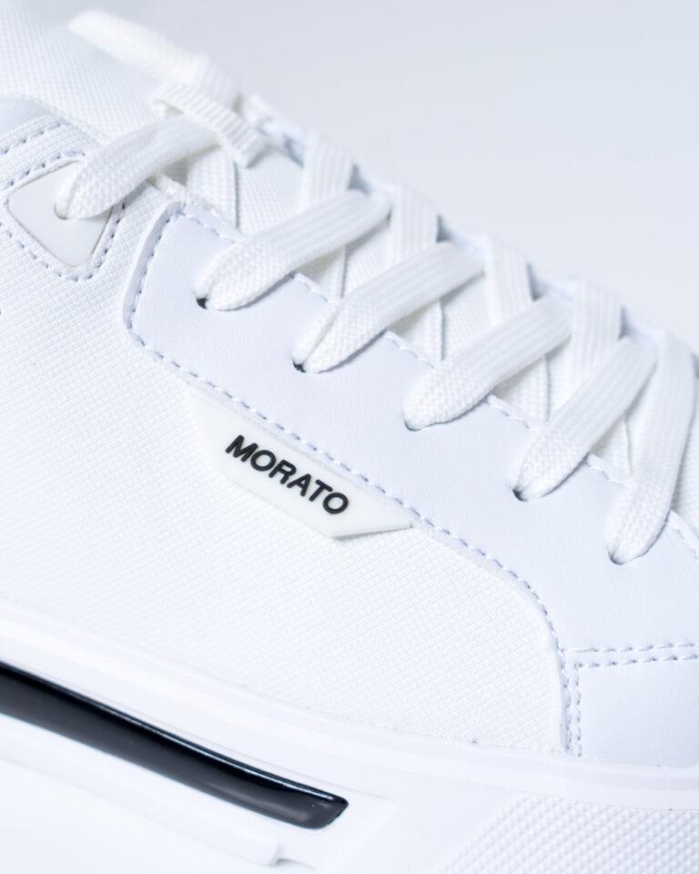 Sneakers Antony Morato SNEAKER STAGE IN FAUX Bianco - Foto 4