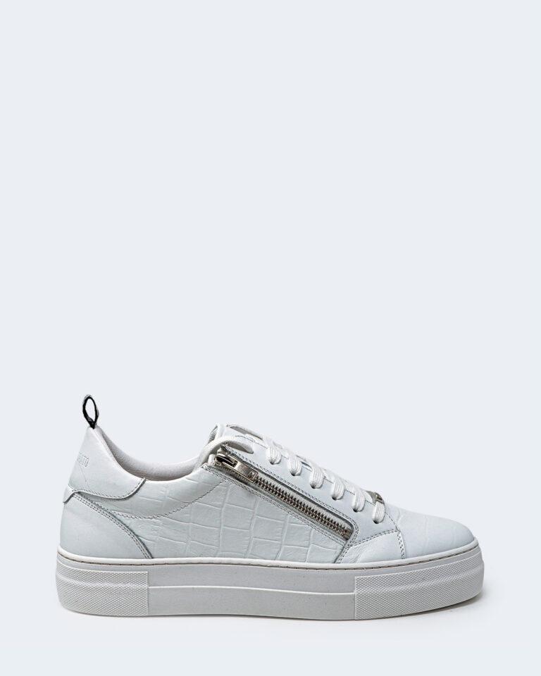 Sneakers Antony Morato ZIPPER IN PELLE STAMPA Bianco - Foto 1