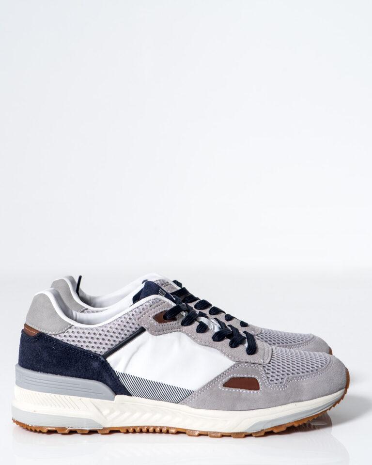 Sneakers Antony Morato Running Treck Grigio Chiaro - Foto 1