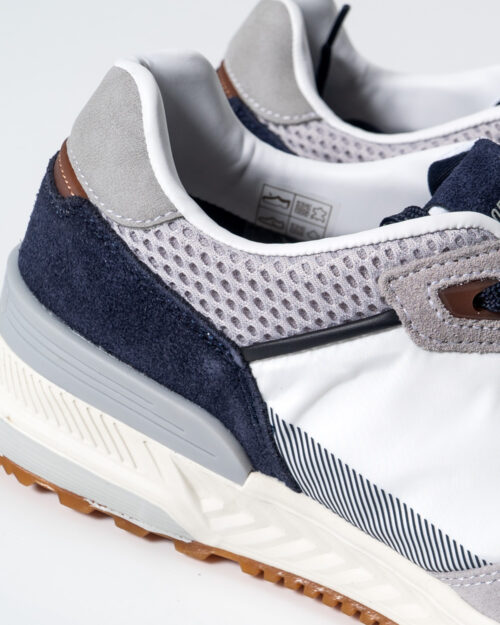 Sneakers Antony Morato Running Treck Grigio Chiaro - Foto 2