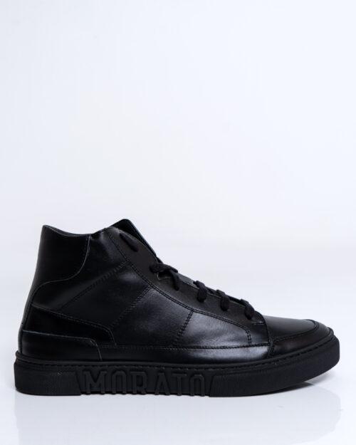 Sneakers Antony Morato Mid Inkstrike Nero - Foto 1