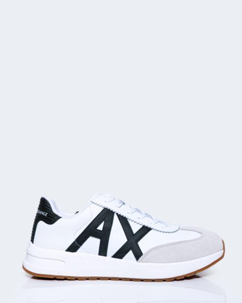 Sneakers Armani Exchange LOGO AX COLOR Bianco – 54334