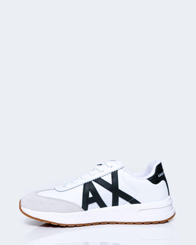 Sneakers Armani Exchange LOGO AX COLOR Bianco - Foto 2